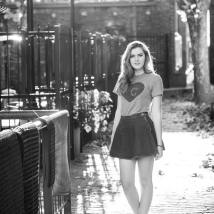 High School Senior Photos | Photographer : Nicole Bissey - November 2015