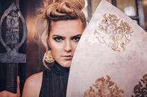 AnnMann Designs X Andrea Long Kansas City Fashion Week SS'17   Accessories : Christine Nelson of AnnMann Designs, Clothing : Andrea Long, Photographer : Paper People Photography, MUA : Corien Shaw, Hair : Anna Claire Hurt
