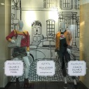 KCFW Oak Park Mall Window - Stylist