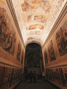 Santa Scala (Holy Stairs)