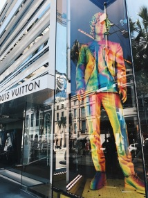 Louis Vuitton - Rodeo Drive - Beverly Hills, CA