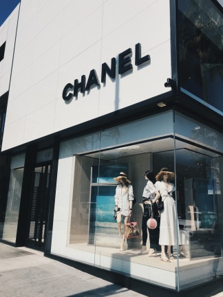 Chanel - Rodeo Drive - Beverly Hills, CA